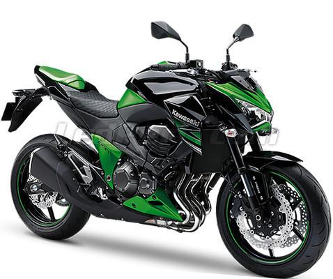 Et Kawasaki Xénon Hid Z800 Leds Kits Pour LARq54j3