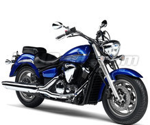 XVS 1300  Midnight Star