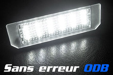 Modules Led pour Plaque d'immatriculation