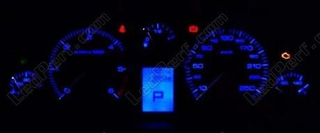 Kit led compteur tableau de bord peugeot 407 bleu rouge - Kit de retroeclairage led pour tv ...