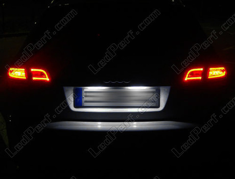 Led Plaque Immatriculation Audi A3 8p