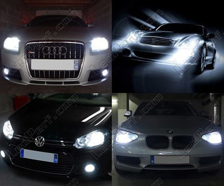 Led Phares Alfa Romeo Mito Tuning