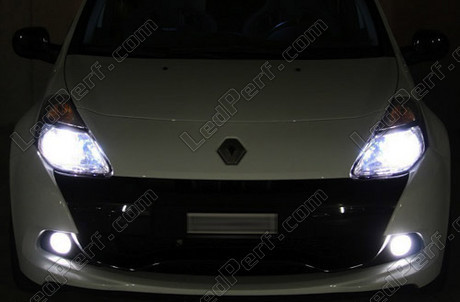 Ampoule Diamond white au gaz xenon 5000K H16 Michiba Led
