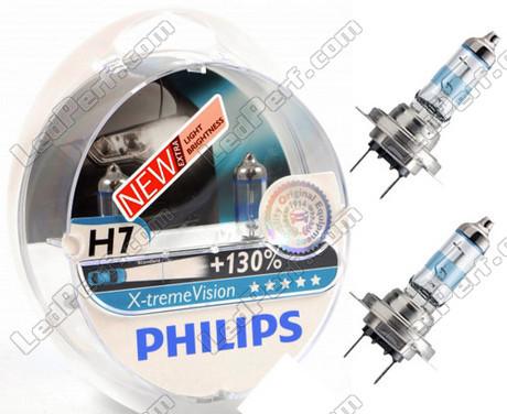 pack de 2 ampoules h7 philips x treme vision 130 px26d. Black Bedroom Furniture Sets. Home Design Ideas
