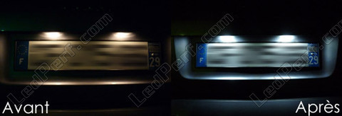 Led Plaque Immatriculation Audi A2