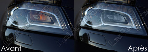 Led Clignotants Chrome Audi A3 8P