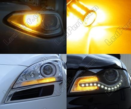 Led Clignotants Avant Audi A4 B6 Tuning
