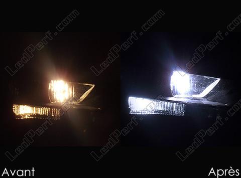 pack ampoules de feux phares xenon effect pour audi a4 b8. Black Bedroom Furniture Sets. Home Design Ideas