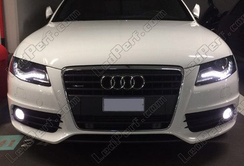 Led Antibrouillards Audi A4 B8
