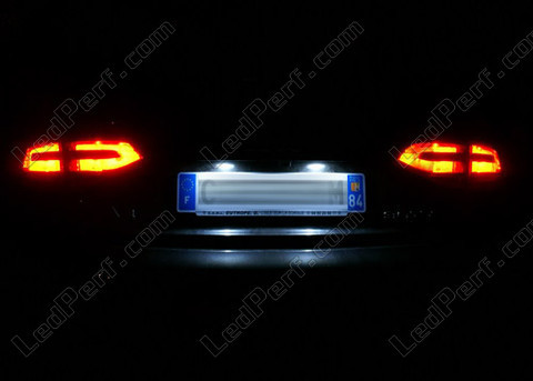 Led Plaque Immatriculation Audi A4 B8