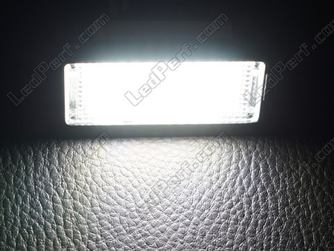 Led Module Plaque Immatriculation Audi A6 C7 Tuning