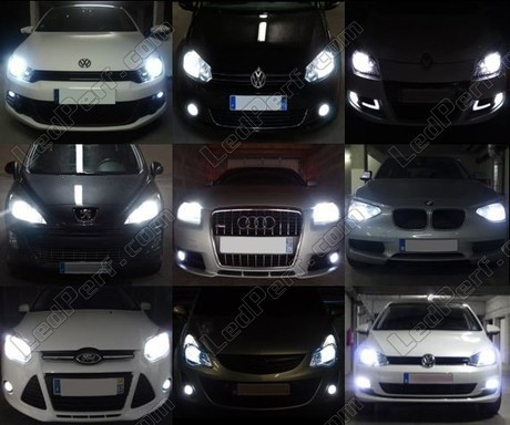 Led Phares Audi A8 D3 Tuning