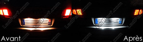 Led Plaque Immatriculation Audi A8 D3