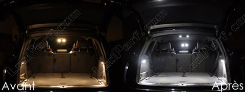 Led Coffre Audi Q7