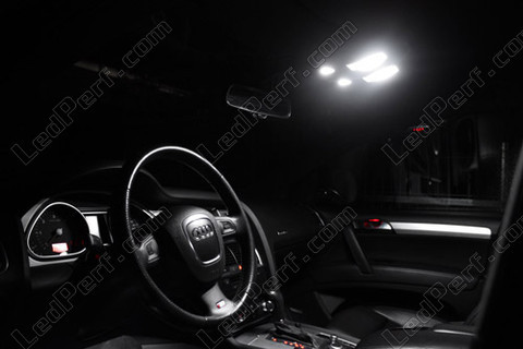 Led Habitacle Audi Q7