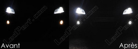 Led Antibrouillards Audi TT 8J