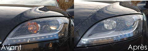 Led Clignotants Chrome Audi TT 8J
