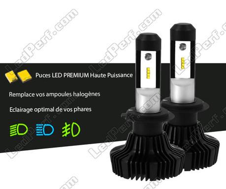 kit led h7 haute puissance pour phares garantie 5 ans et port offert. Black Bedroom Furniture Sets. Home Design Ideas
