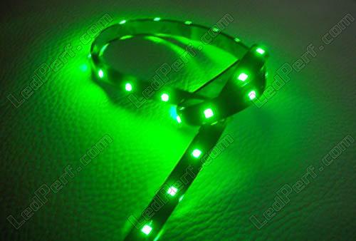 bande tanche et flexible pour customization vert 30cm. Black Bedroom Furniture Sets. Home Design Ideas