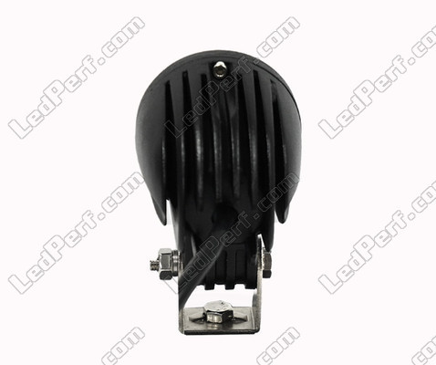 Phare Additionnel LED CREE Rond 10W Pour Moto - Scooter - Quad Refroidissement