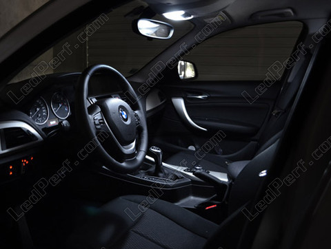 pack full leds int rieur pour bmw serie 1 f20 f21. Black Bedroom Furniture Sets. Home Design Ideas