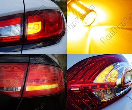 Led Clignotants Arrière BMW Serie 3 (E46) Tuning