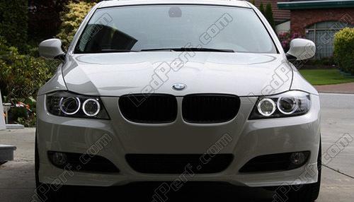 Bmw angel eyes e60-7802