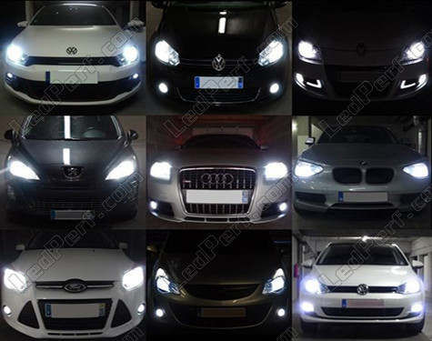 Led Feux De Route BMW Serie 3 E92 E93 Tuning
