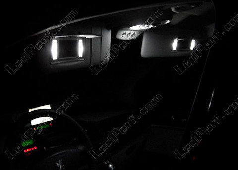 Pack Full Leds intérieur pour Citroen C8