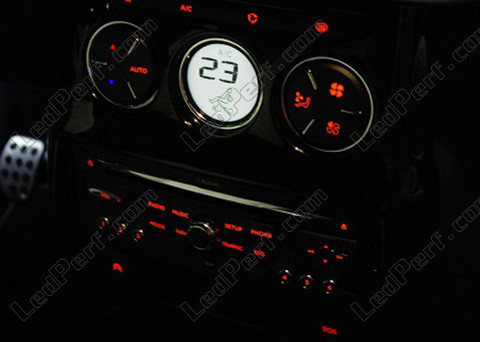kit led compteur tableau de bord citroen ds3 bleu rouge blanc vert. Black Bedroom Furniture Sets. Home Design Ideas