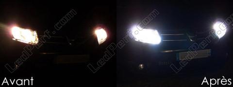 pack ampoules de feux phares xenon effect pour dacia logan 2. Black Bedroom Furniture Sets. Home Design Ideas