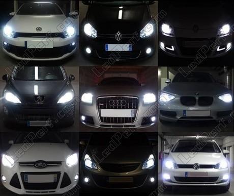 Changement Ampoule Feux Croisement Mercedes Classe A W