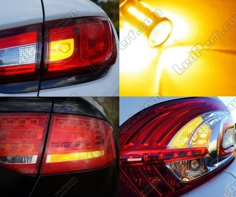 Led Clignotants Arrière Fiat Panda III Tuning
