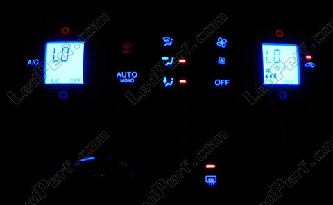 kit led compteur tableau de bord ford focus mk2 bleu rouge blanc vert. Black Bedroom Furniture Sets. Home Design Ideas