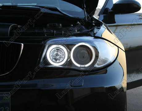 Angel eyes bmw serie 1 phase 2