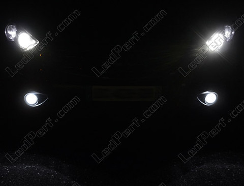 Led Antibrouillards Infiniti FX 37