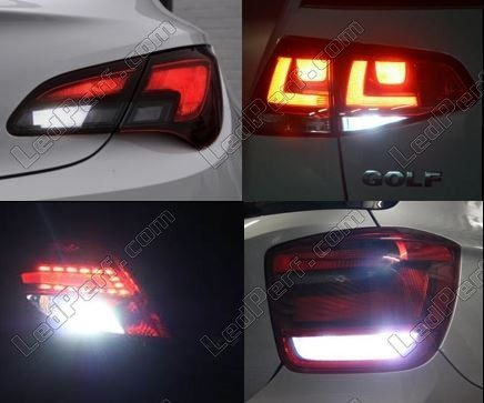 Led Feux De Recul Jeep Cherokee (kJ) Tuning