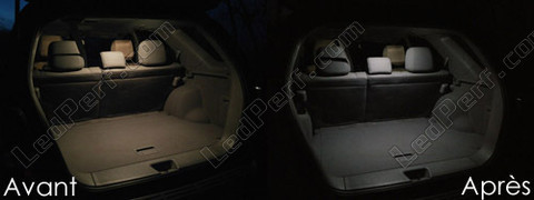 pack full leds int rieur pour kia sorento 1. Black Bedroom Furniture Sets. Home Design Ideas