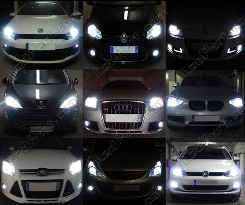 Led Phares Kia Venga Tuning