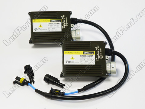 Ballasts Slim Canbus Pro (sans Erreur ODB) Kit Xenon HID H7 Tuning