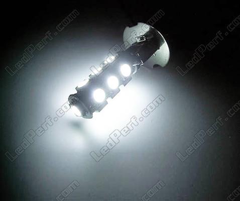 pack de 2 ampoules h3 leds 6000k blanc xenon. Black Bedroom Furniture Sets. Home Design Ideas