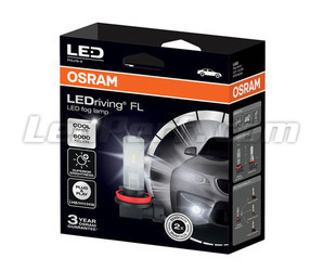 Ampoules LED H8 Osram LEDriving Standard pour antibrouillards 67219CW - Packaging