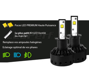 Kit Ampoules LED H3