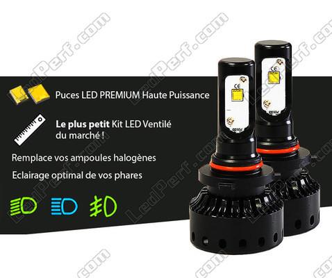 kit ampoules led hb3 9005 taille mini port offert. Black Bedroom Furniture Sets. Home Design Ideas