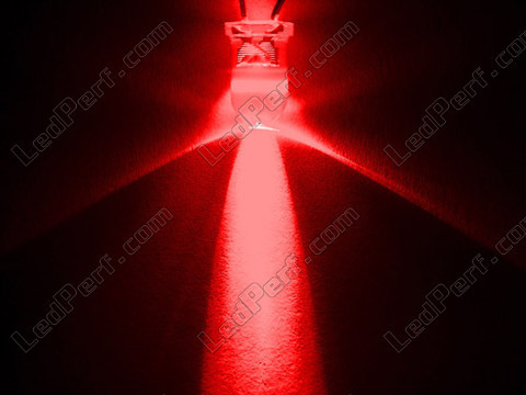 Led 5mm rouge voiture