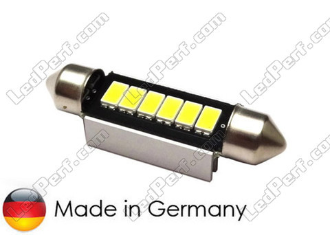 Ampoule led 42mm C10W Made in Germany - 4000K