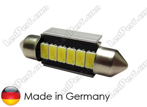 Ampoule led 37mm C5W Made in Germany - 4000K ou 6500K