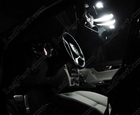 Led Habitacle Mercedes ML W164