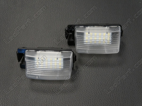 Led Module Plaque Immatriculation Nissan Pulsar Tuning