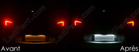 Led Plaque Immatriculation Opel Adam